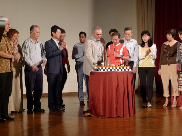 Singapore Chess Federation's 52nd Birthday