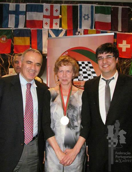 Winner Tatyana Fomina EST +50