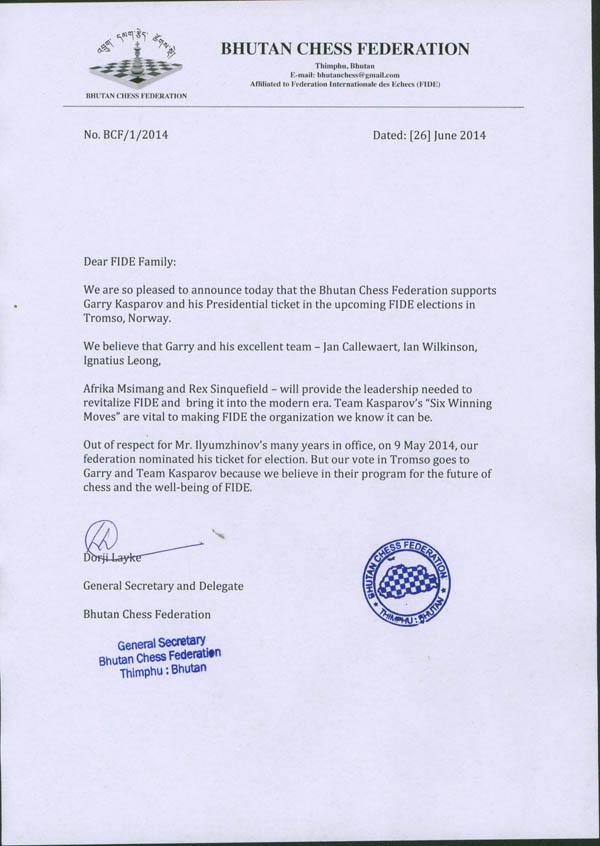 Support-GK-Bhutan