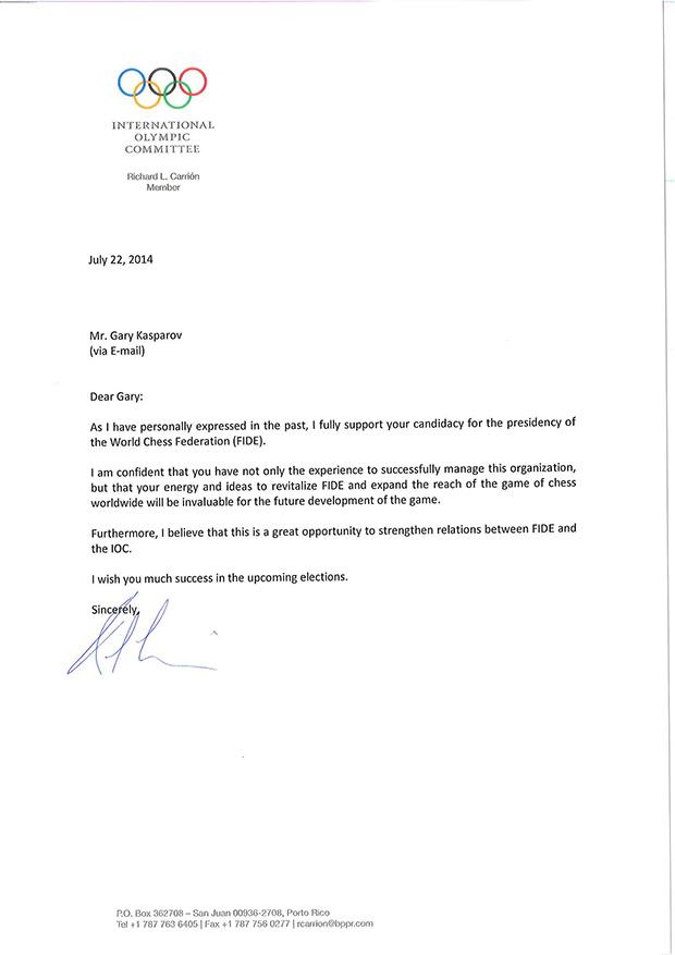 Richard-Carrion-letter-to-Garry-Kasparov